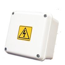 Caja D/paso Estanco Ext Electricidad Rocker 10x10x10 Ip65