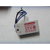 Tranformador Electronico P/dicroica 12v 60w