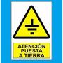 Puesta A Tierra Segun Norma Iram. Mediciones.certificaciones