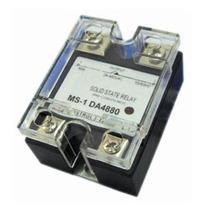 Rele De Estado Solido Ssr 10 Amp 3-32 Vcc Solid State Relay