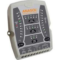 Anasol Control Diferencial Temp Solar.sist De Bomba Hasta 1h