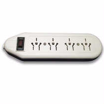 Zapatilla/prolongador Múltiple Sin Cable