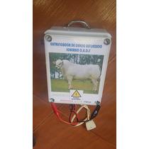 Eletrificador De Cerco Reforzado Soberbio C.n.d.f 5 Joules