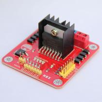 Modulo L298n Doble Puente H Driver Stepper Arduino Raspberry