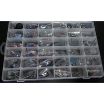 Kit Arduino Proyectos Pic 37 Sensores Elementos Quilmes