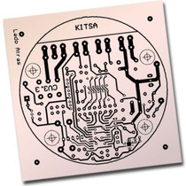 Haga Su Circuito Impreso Pcb Transfer Paper X30 Press Peel