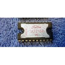 Ta7215p Circuito Integrado Amplificador 5+5 Watts 9 V