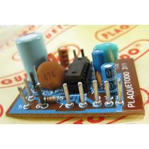 Plaquetodo Control De Tonos Y Volumen Modelo 311