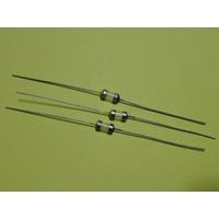 10 Fusibles Miniatura C/ Chicote 1.5 Amper Ultrarapido