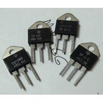Transistor Tip35c Texas 125 Watts 25 Amp 100 Volt X 2 Unidad