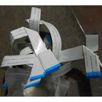 Lote De 20 Cables Flat Plano- Varias Medidas -dde $1