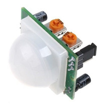 Modulo Detector De Movimiento Sensor Infrarrojo Pir Arduino