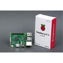 Element14 Raspberry Pi 3 Model B 1 Gb 1.2 Ghz Wifi Bluetooth