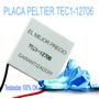 Peltier Tec1-12706 En Cuotas Sin Interés!!!