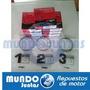 Juego De Aros Chrysler Neon 2.0 16v 87,5 R1.2-1.2-3 Ojo2mod