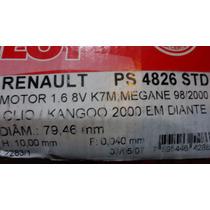 Juego Pistones Motor C/perno S/aros Renault Clio/megane/kang