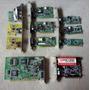 Lote Computacion Placas Digitalizadora Sonido Modems