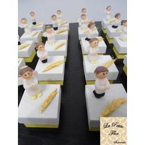 Souvenirs Comunión Bautismo Porcelana Angelitos
