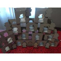 15 Cajas Y Porta Velas Para Souvenir De Comunión 6x6x6 O 9x9