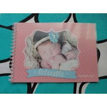 Foto Libro Firmas Dedicatoria Cumpleaños,bautismo,babyshower