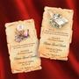 Tarjetas E Invitaciones Comunión ( X 30 Uniddes)