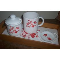 Hornos O Mates De Ceramica Personalizados Y Envueltos