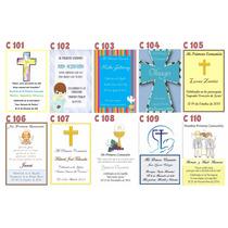 50 Tarjetas Estampitas Comunión/confirmación