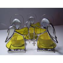 Souvenirs Comunión Bautismo-con Vidrios Importados