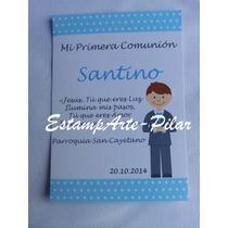 10 Tarjetas Comunion,bautismo,nacimiento,baby Shower,cumples