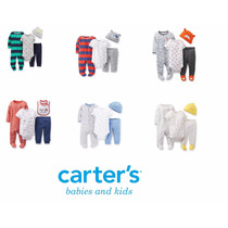 Conjunto Carters 4 Piezas Talle 0 A 9 Meses Nene