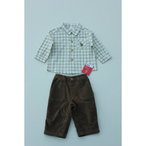 Set X 2 (carters). Talle: 6 Meses. 100% Orig. New York (usa)