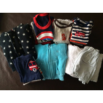 Lote Ropa 1 A 6 Meses Invierno Carter`s - Gap - Mimo-cheeky