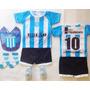 Racing Camiseta+ Nombre Bebe+ Escarpin+ Medias+ Babero* Boca