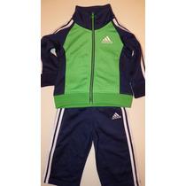 Conjunto Deportivo Importado Adidas (talle 12 Meses)