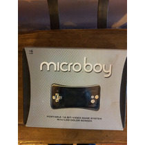 Consola Video Juego Microboy