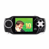 Consola Level Up Microboy Pro Messi Incluye 105 Juegos