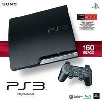 Sony Ps3 + Fifa 15 +2 Joysticks + 14 Juegos + Netflix