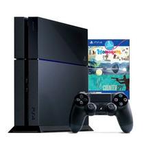 Sony Playstation 4 500gb Garantia Oficial Hdmi Wifi Entraron