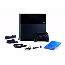 Playstation 4 500gb Sony Ps4 Wifi - 8gb 100% Nuevas Garantia