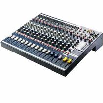 Soundcraft Efx12 Consola Mixer 12 Ch. Mic + Efectos Lexicon