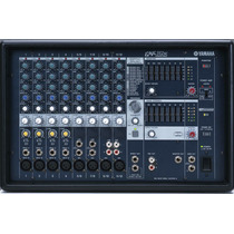 Yamaha - Consola / Mixer Potenciado Emx 312 Sc - Nuevo.