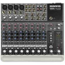 Mackie 1202-vlz3 Consola 4 Mono 4 Estereo