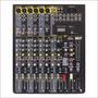 Consola 12 Canales Mixer Skp Vz12.4 - Graba En Usb -
