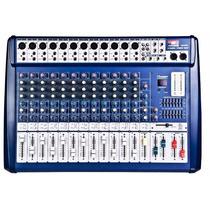Mixer Potenciada Sb8400fx 12 Canales