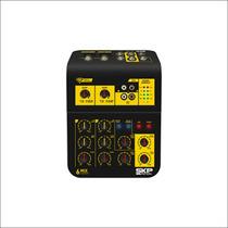 Skp Mixconnect 6, Mixer , 2 Entradas Xlr