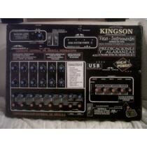 Mixer De 16 Canales P/orquestas, Bandas, Iglesias,radios,etc