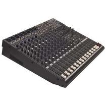 Phonic Helixboard 18 Universal Consola Mixer Mezcladora Dj