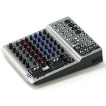 Consola Mixer Sonido Peavey Pv 8 Dj Garmath