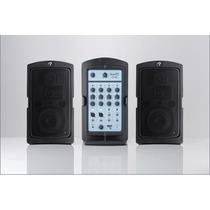 Fender Passport 150 Pro Sistema Portatil Consola Bafles 150w