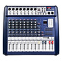 Consola Mixer Potenciado Profesional Proco Sb 8300 16fx